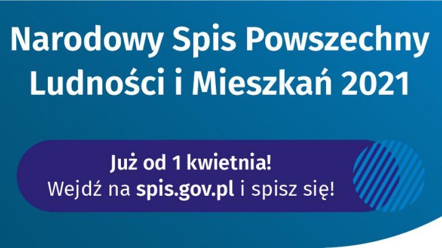 Naroowy Spis Powszechny Ludności i Mieszkań NSP 2021
